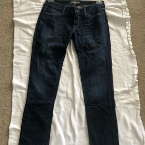 Lucky Brand size 4/27 Lola blue jeans.